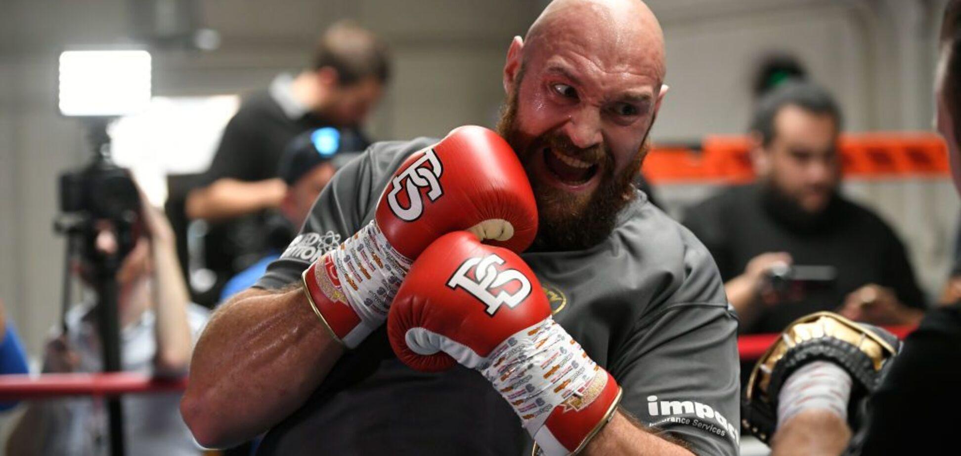 Уайлдер - Фьюри: названы рекордные гонорары боксеров за чемпионский супербой