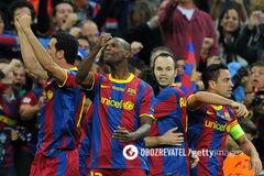 УЕФА вспомнил самый трогательный момент в истории ЛЧ