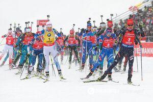 Стало известно, кто в Украине покажет Кубок мира по биатлону в новом сезоне