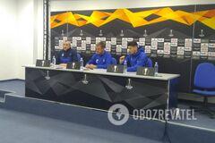''Начали по-другому'': Хацкевич рассказал о подготовке к ключевому матчу Лиги Европы