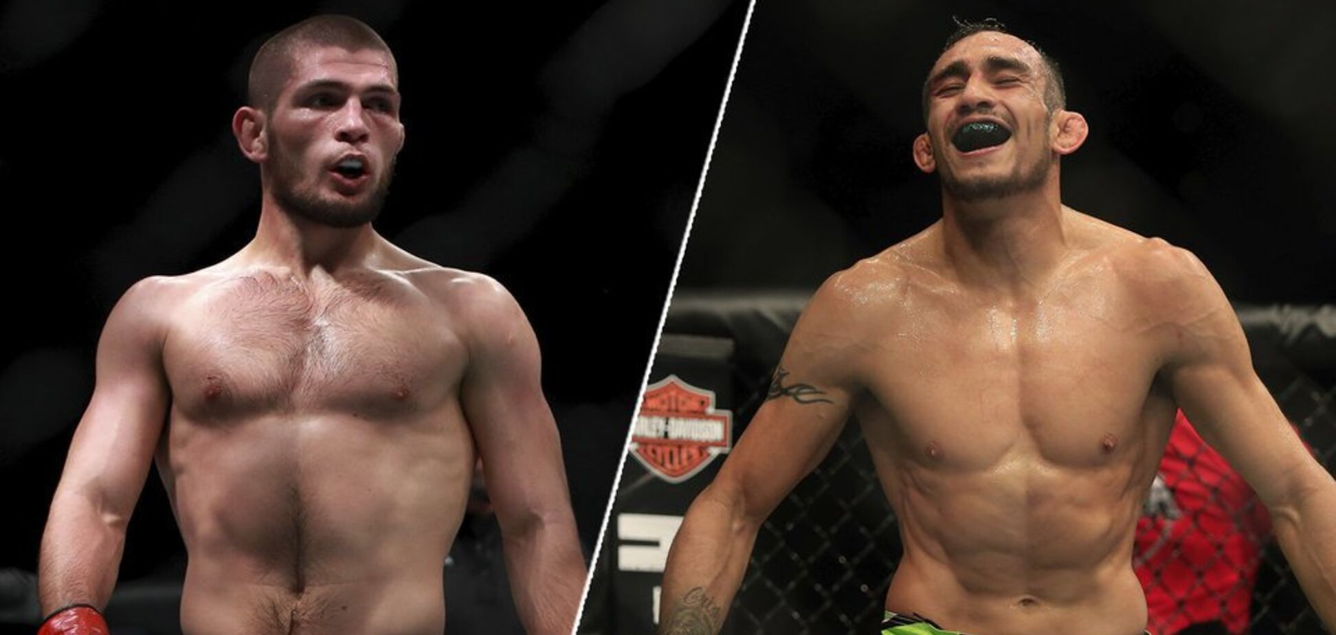 ''Ти дурень!'' Знаменитий боєць UFC принизив ''c*чку Хабіба ''