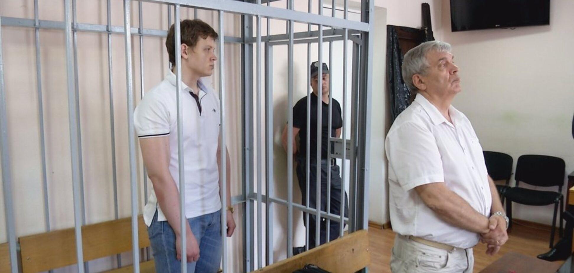 Убийца украинского фотографа вышел на свободу по ''закону Савченко''