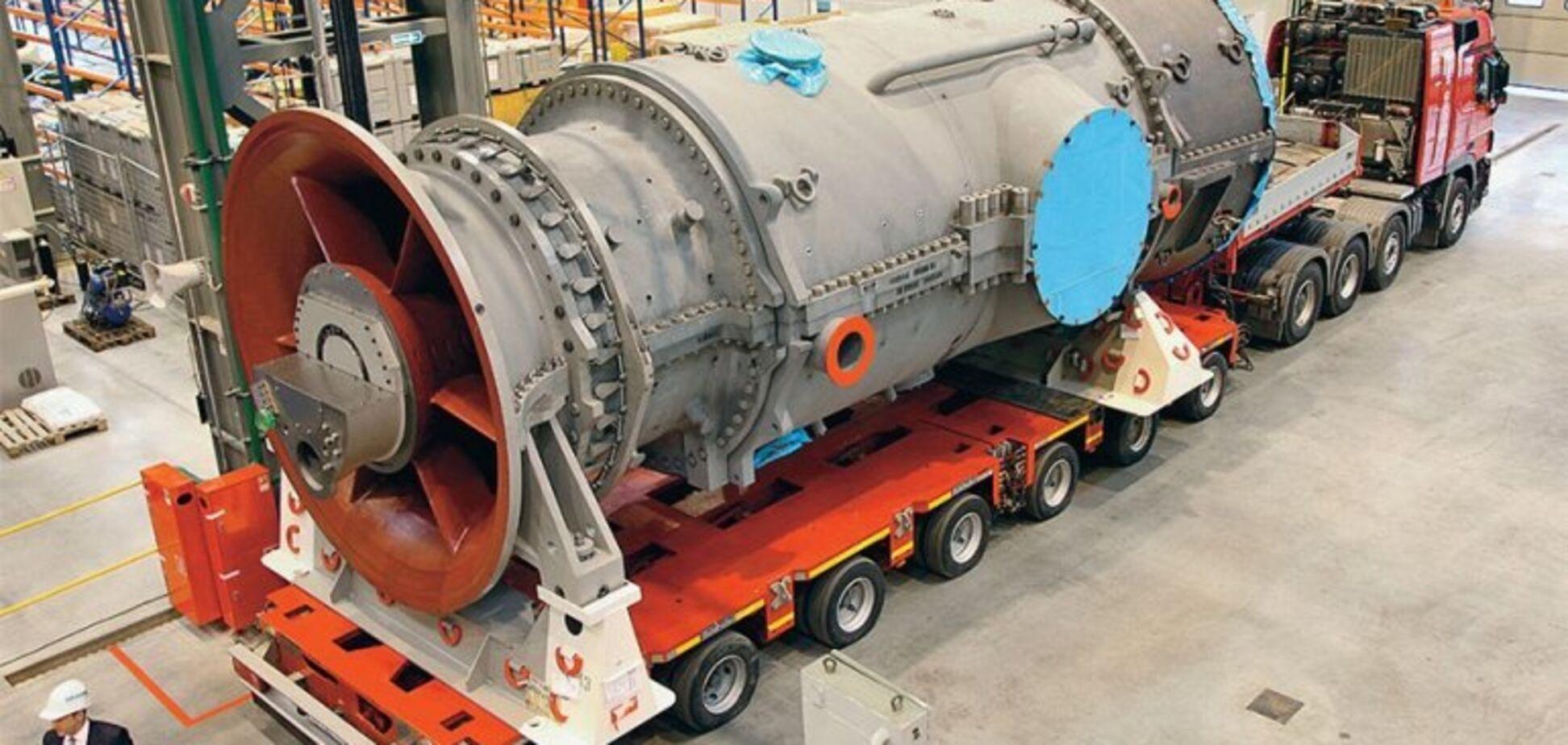 турбіни Siemens