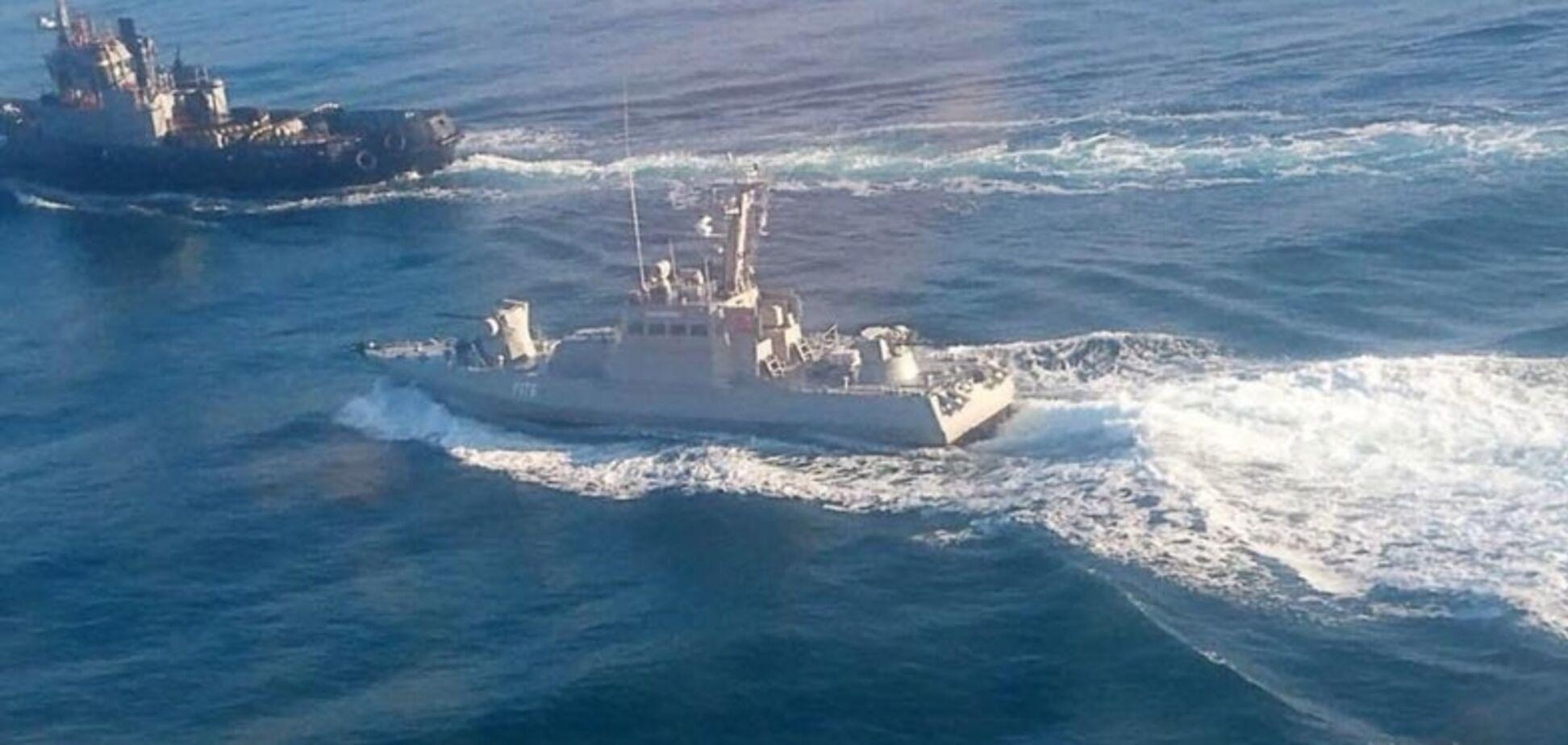 Говорили на украинском: опубликована запись переговоров моряков ВМС с оккупантами