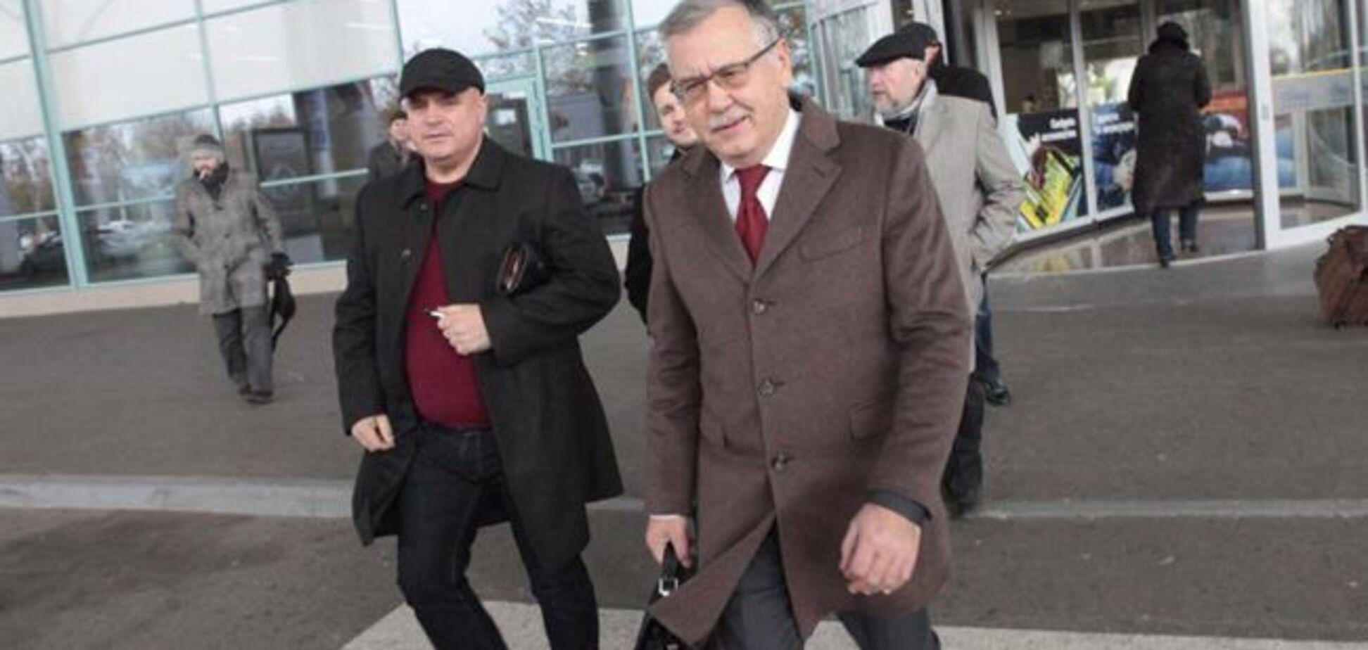 Гриценко рассказал о проблемах Днепра и их решении