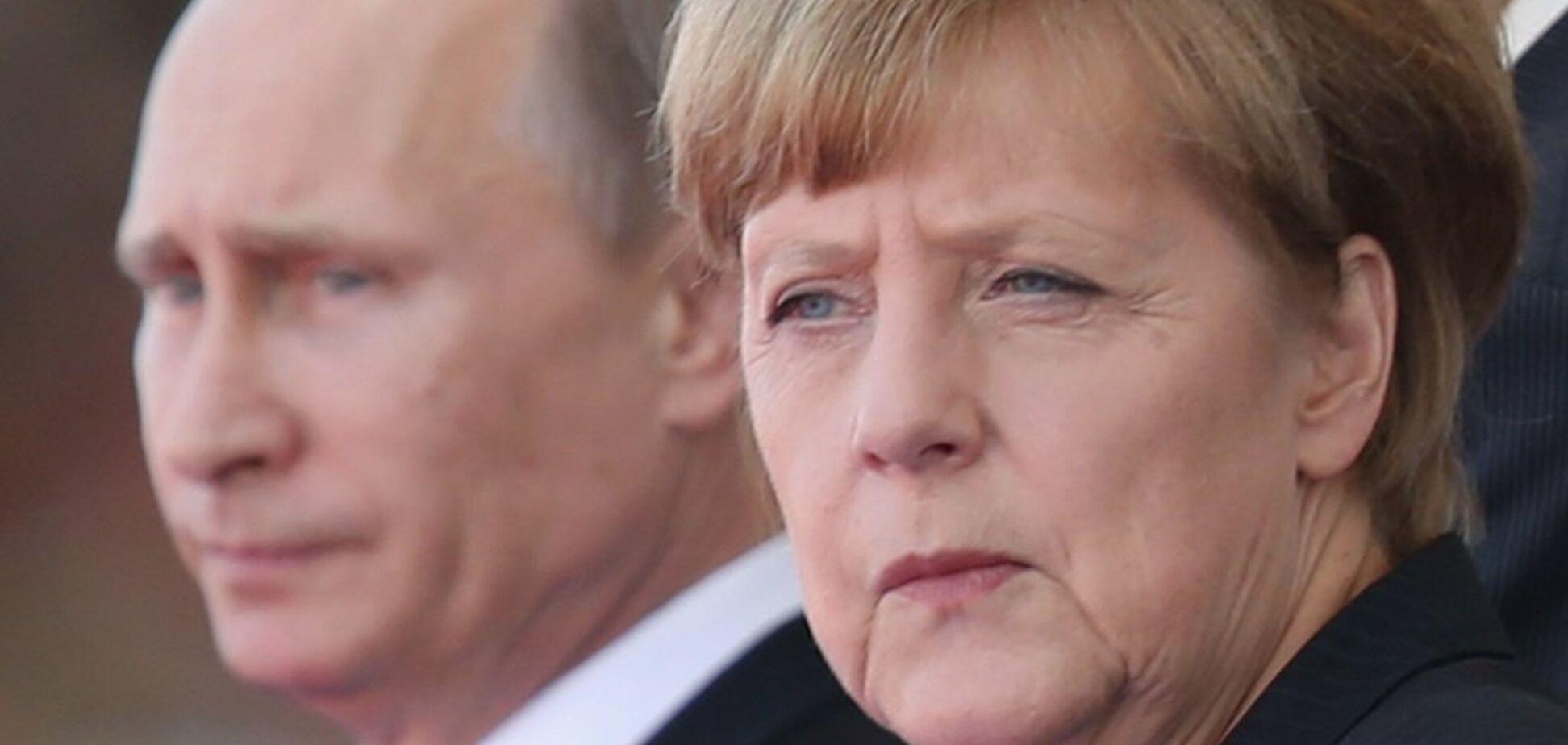 Агресія Росії у морі: Меркель рішуче заступилася за Україну
