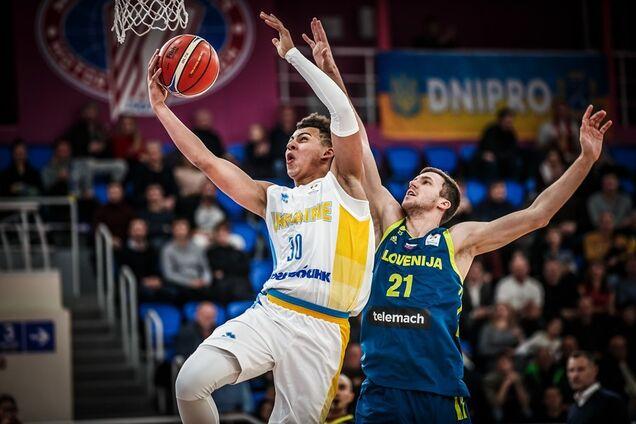 Украина в отборе на КМ-2019 по баскетболу: положение в группе