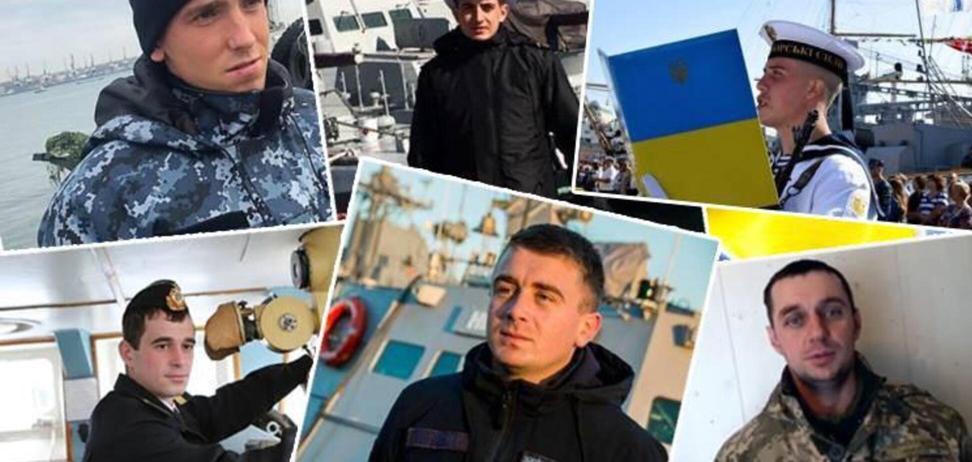 Вивезли з Криму? З'явилася суперечлива інформація про захоплених українських моряків