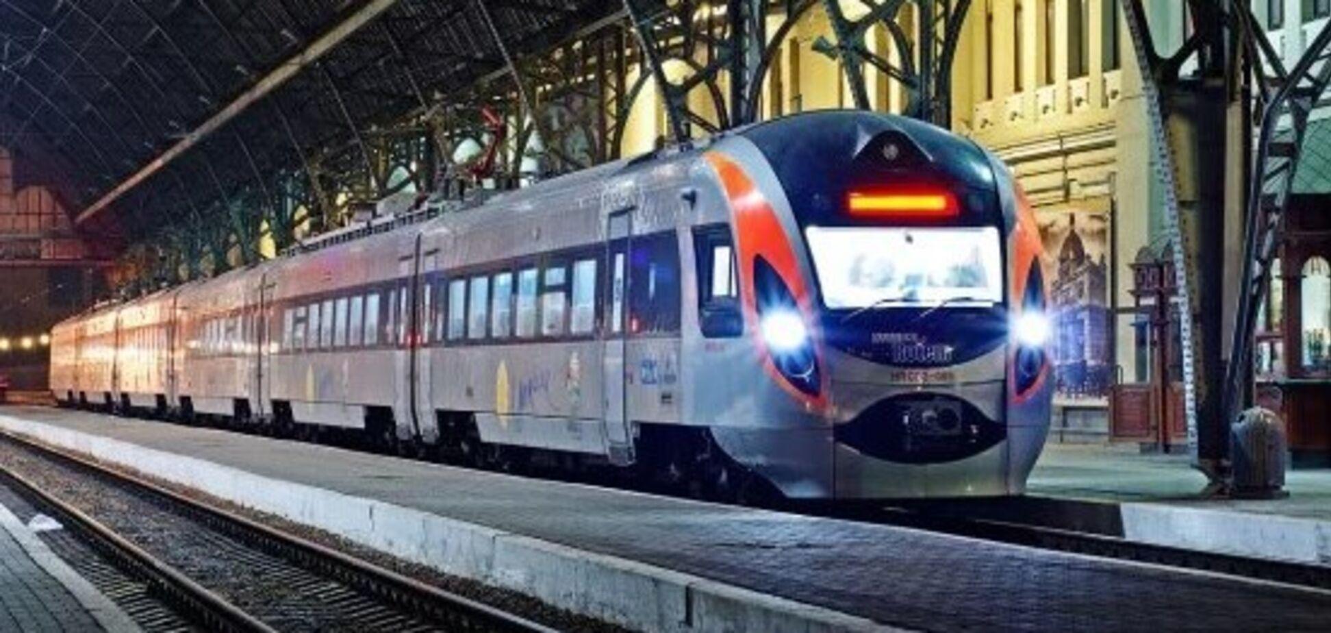 Не доїхав до Харкова: стало відомо про НП з потягом ''Інтерсіті''