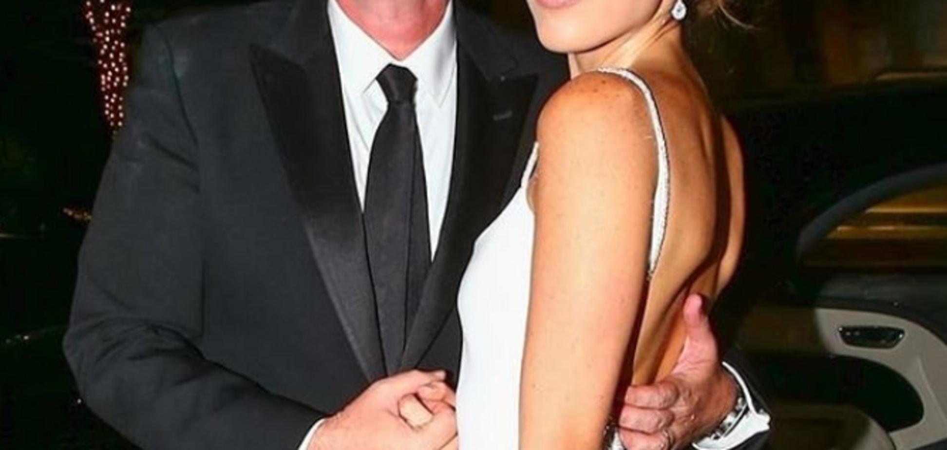 Знаменитий голлівудський холостяк вперше одружився: фото