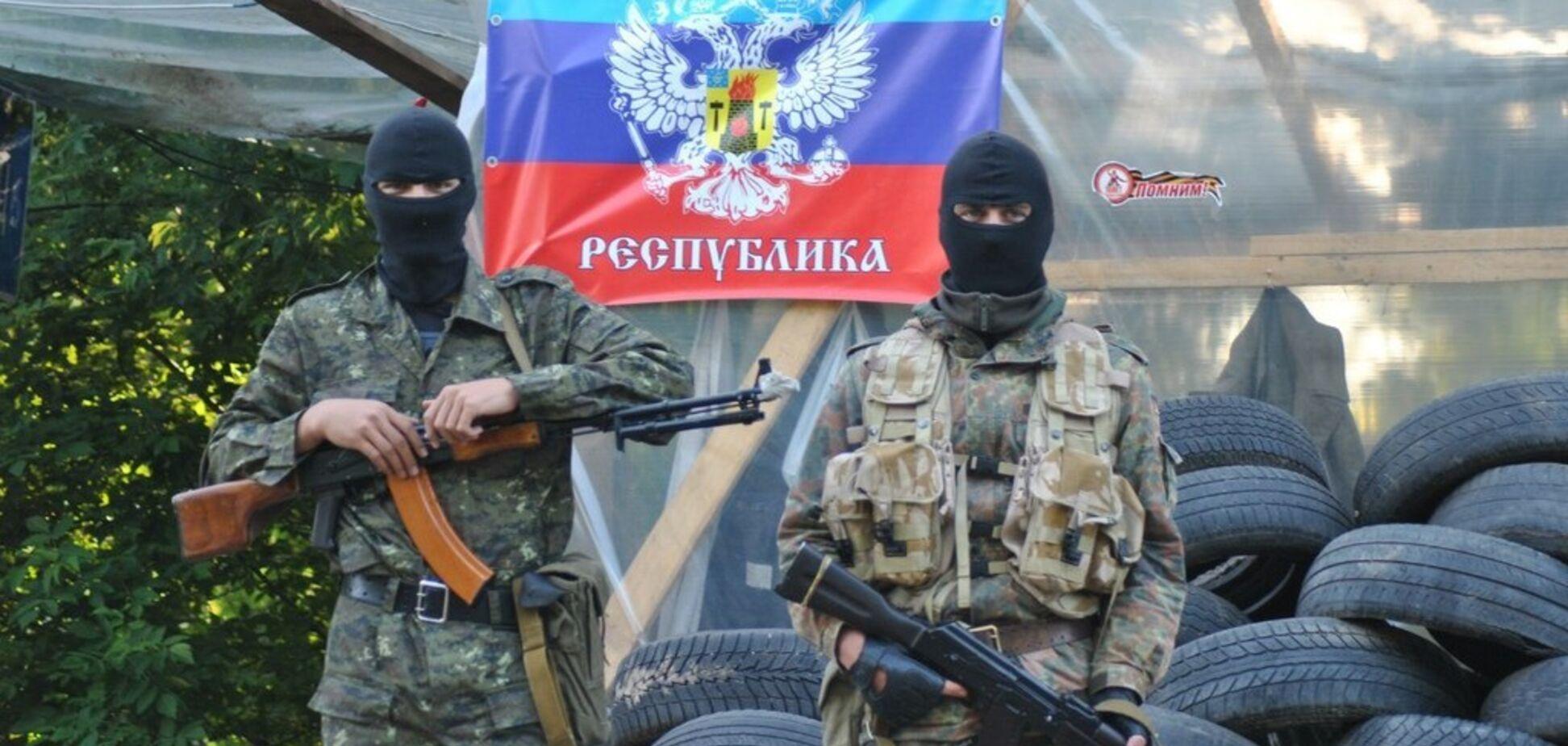 Россия отделилась забором от ''ЛНР'': опубликованы фото
