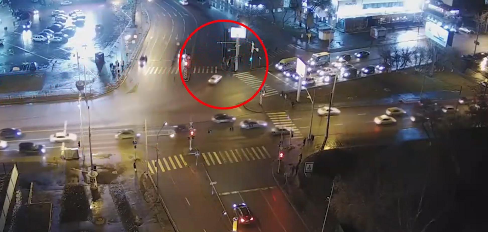 Тюменська ''Зайцева'' збила 6 пішоходів: моторошний момент потрапив на відео