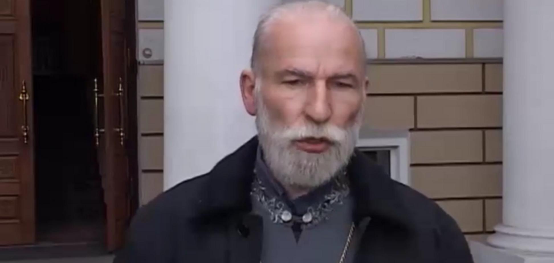 Священик УПЦ МП, який розгромив 10 могил, виявився росіянином: деталі скандалу