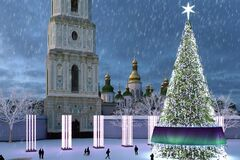 Без живой елки, но с дешевым глинтвейном: как отпразднуют Новый год в Киеве