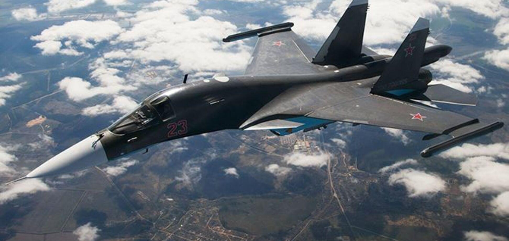 Росія перекидає військову техніку до Криму: виявлена база літаків-винищувачів