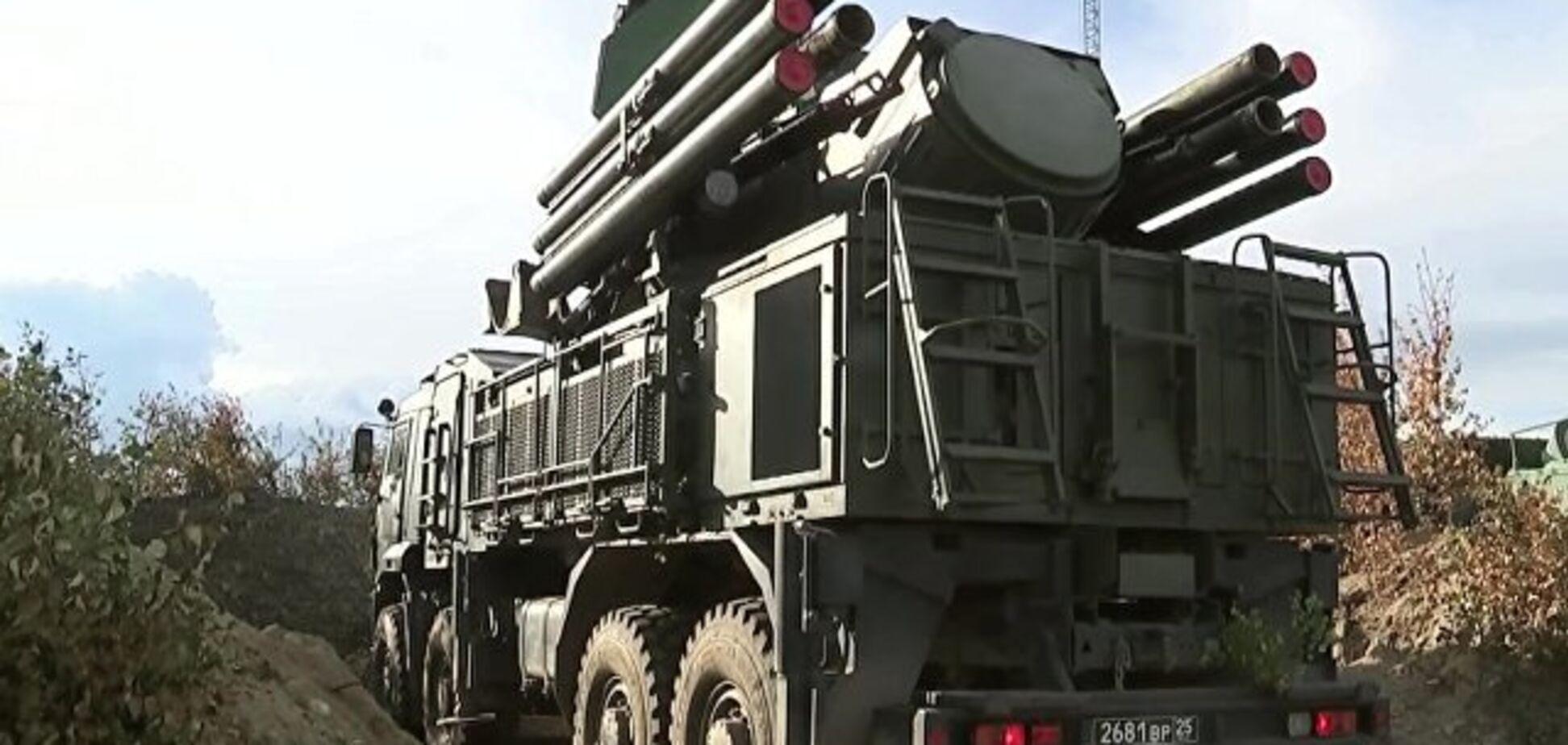 Як у Сирії та Іраку: окупанти розмістили у Криму потужне озброєння
