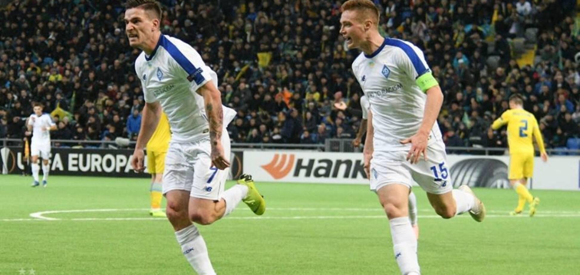 Достроковий та геройський плей-офф 'Динамо': Україна в 5-му турі Ліги Європи