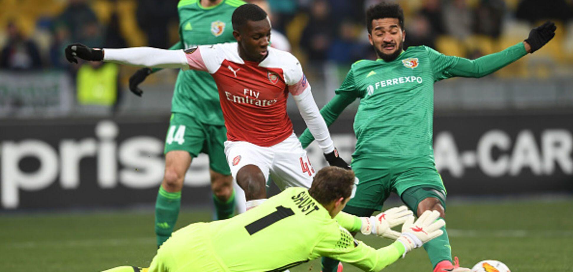 РосСМИ вступилось за 'Ворсклу', поймав УЕФА на нарушении регламента Лиги Европы