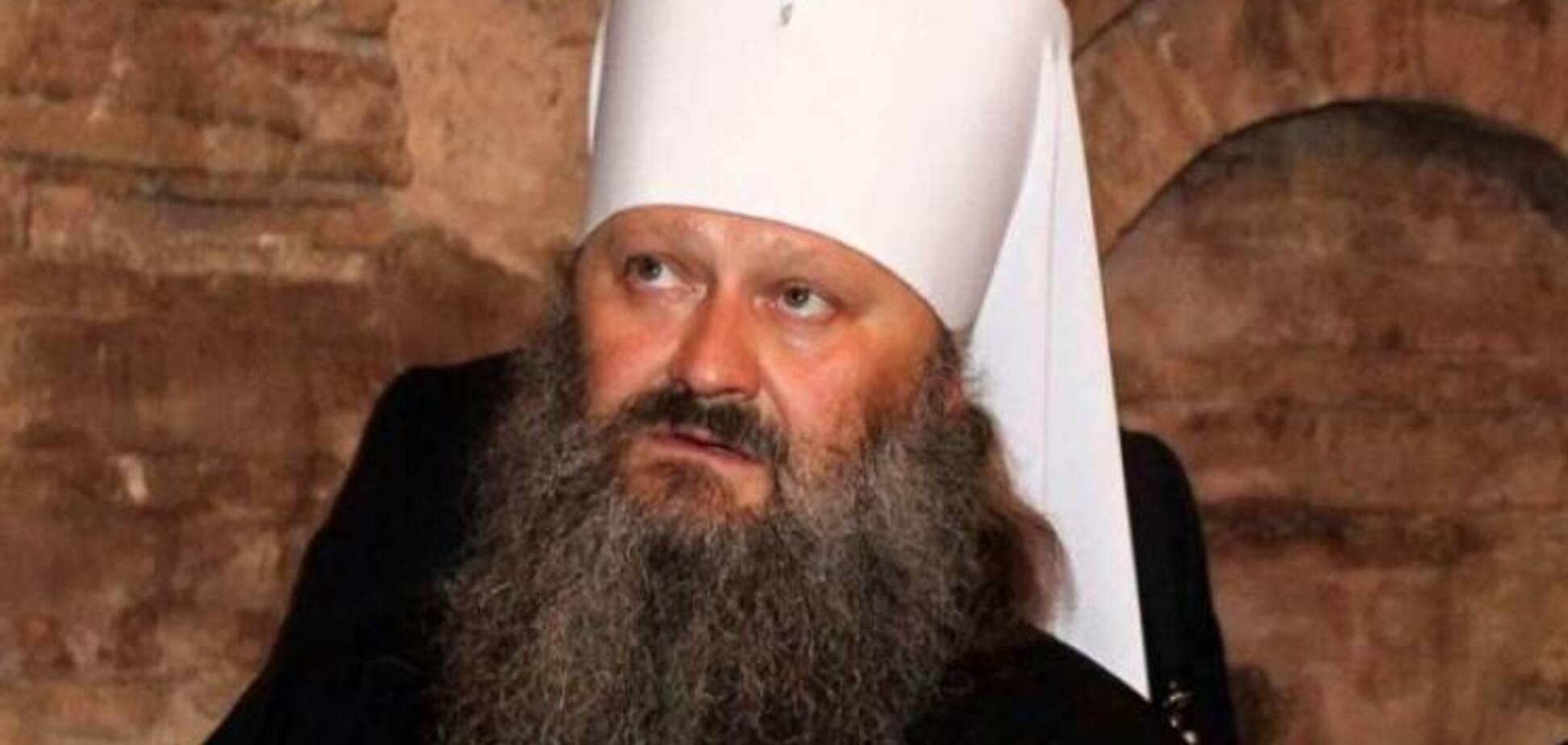 У настоятеля Києво-Печерської лаври проводять обшуки: в монастирі розповіли подробиці