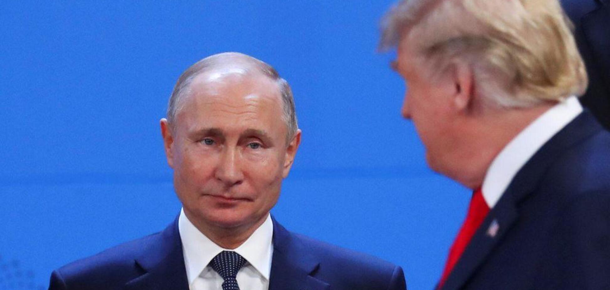 ''Контакт был'': в Кремле заявили о переговорах Путина и Трампа