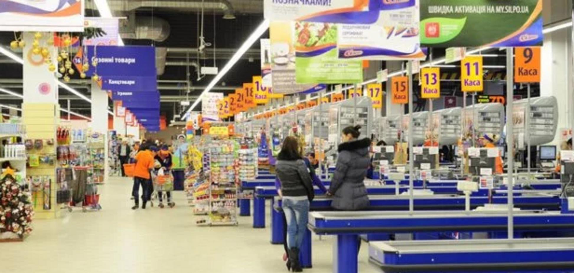 Кипяток на головы: в известном супермаркете Киева произошел 'горячий' инцидент