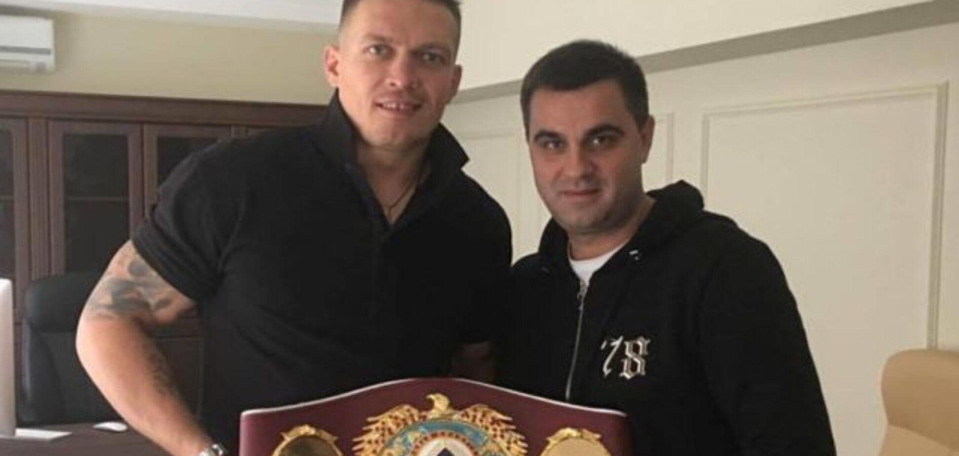 ''Руки за спину!'' Появилось видео задержания вице-президента Федерации бокса Киева