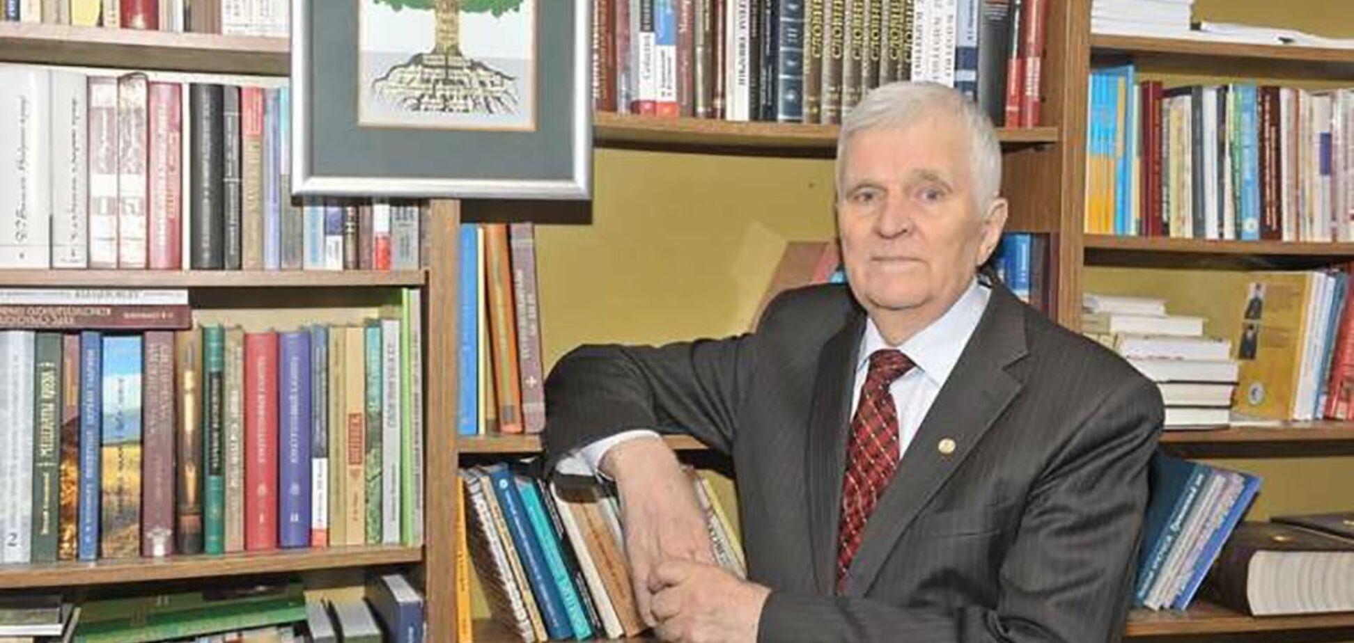 ''Русский мир родился в Киеве'': украинский академик выступил в Москве со скандальным заявлением