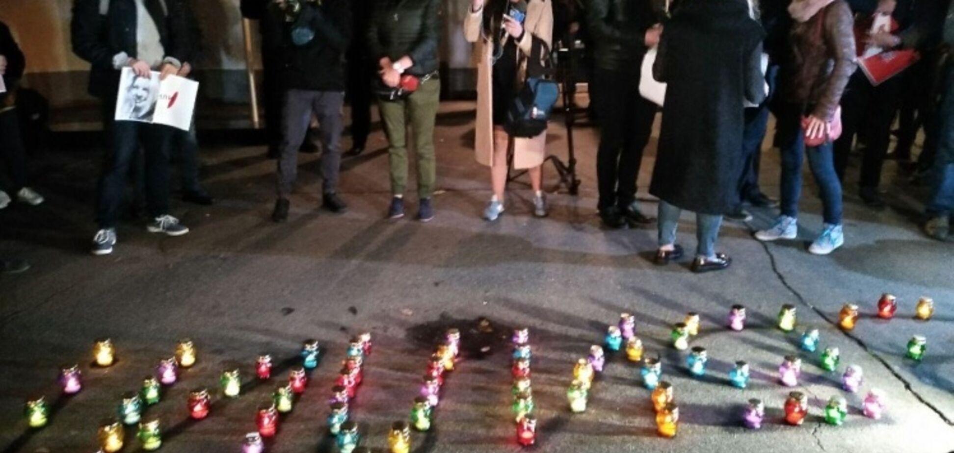 ''Хто вбив Катю?'' Україну охопили масові протести через Гандзюк: фоторепортаж