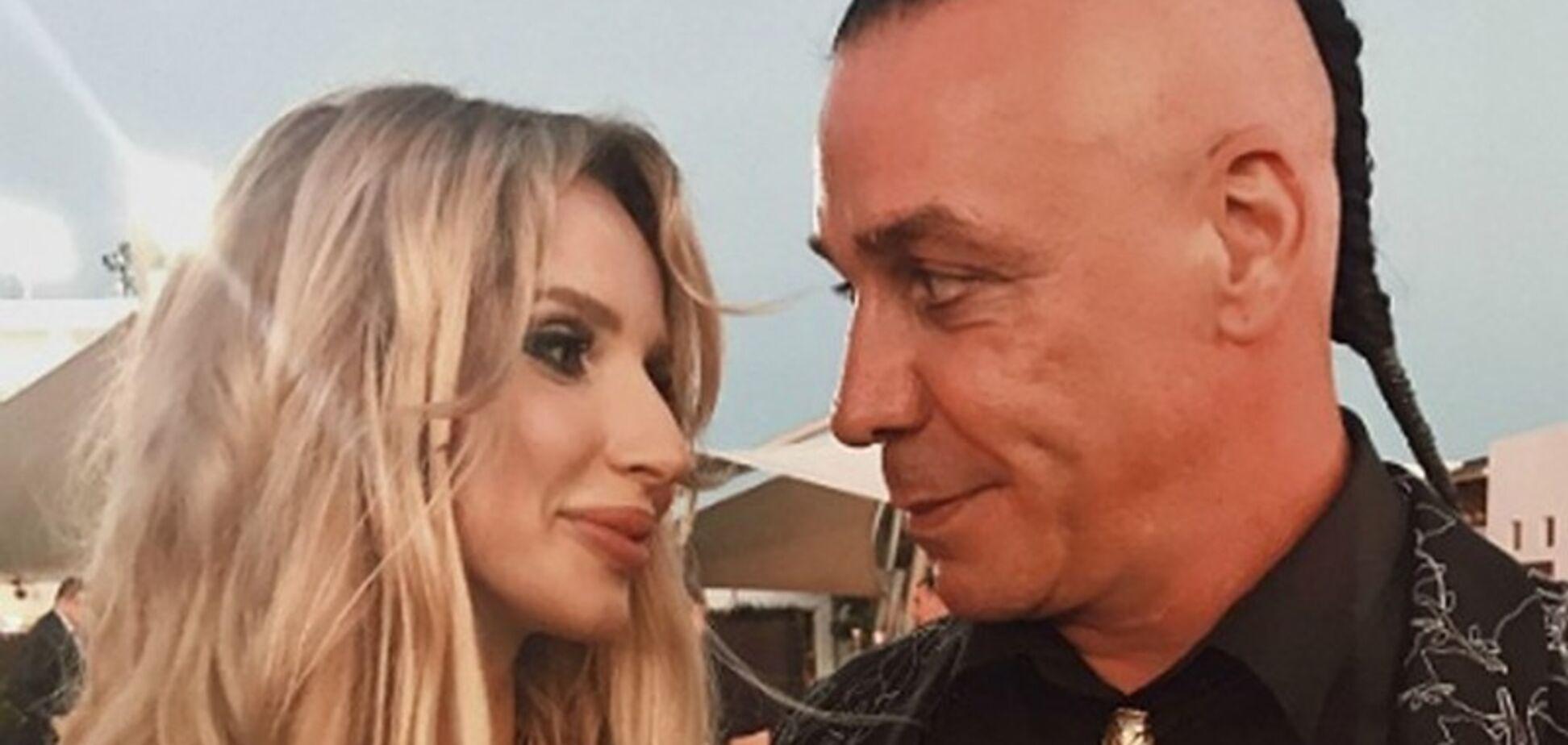 ''Подарунок від Ліндеманна?'' Лобода зробила непрозорий натяк на зв'язок з рокером