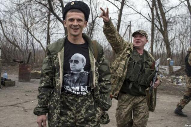 "Иллюстрация. Террористы ""Л/ДНР"""