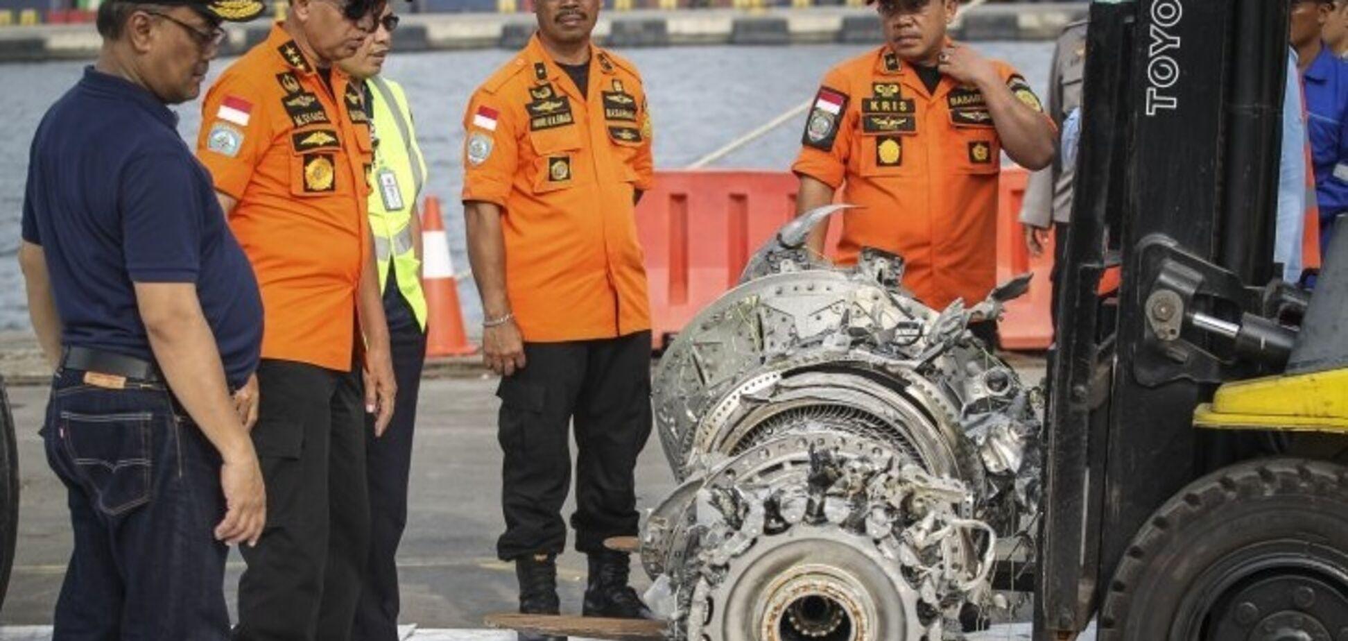 Катастрофа літака в Індонезії: оприлюднені перші дані 'чорних ящиків'