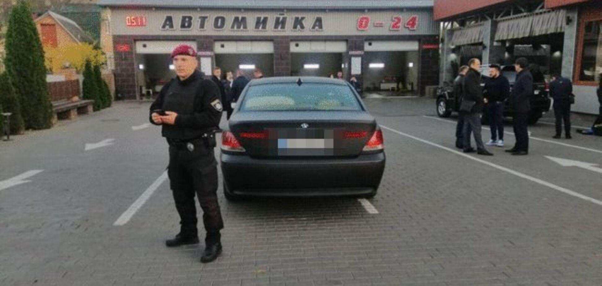 В Луцке произошла смертельная стрельба: объявлен план 'Перехват'. Фото с места ЧП