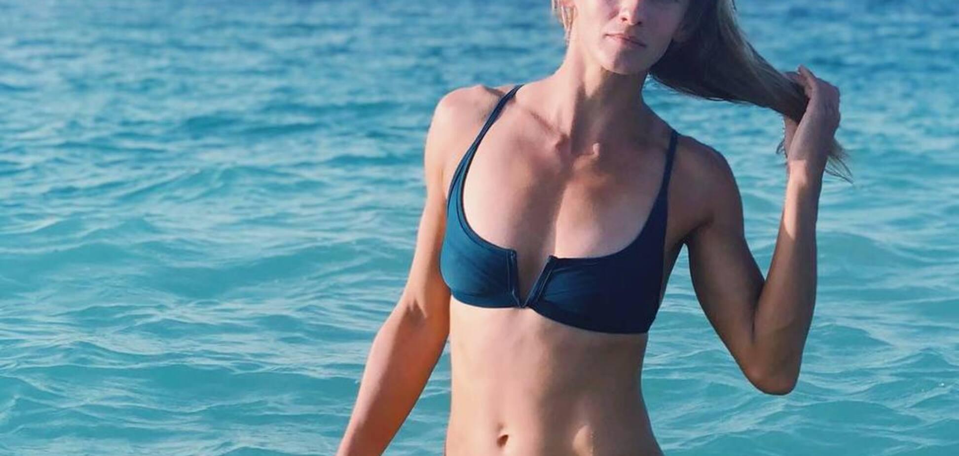 Роздягнена українська тенісистка викликала фурор в Instagram