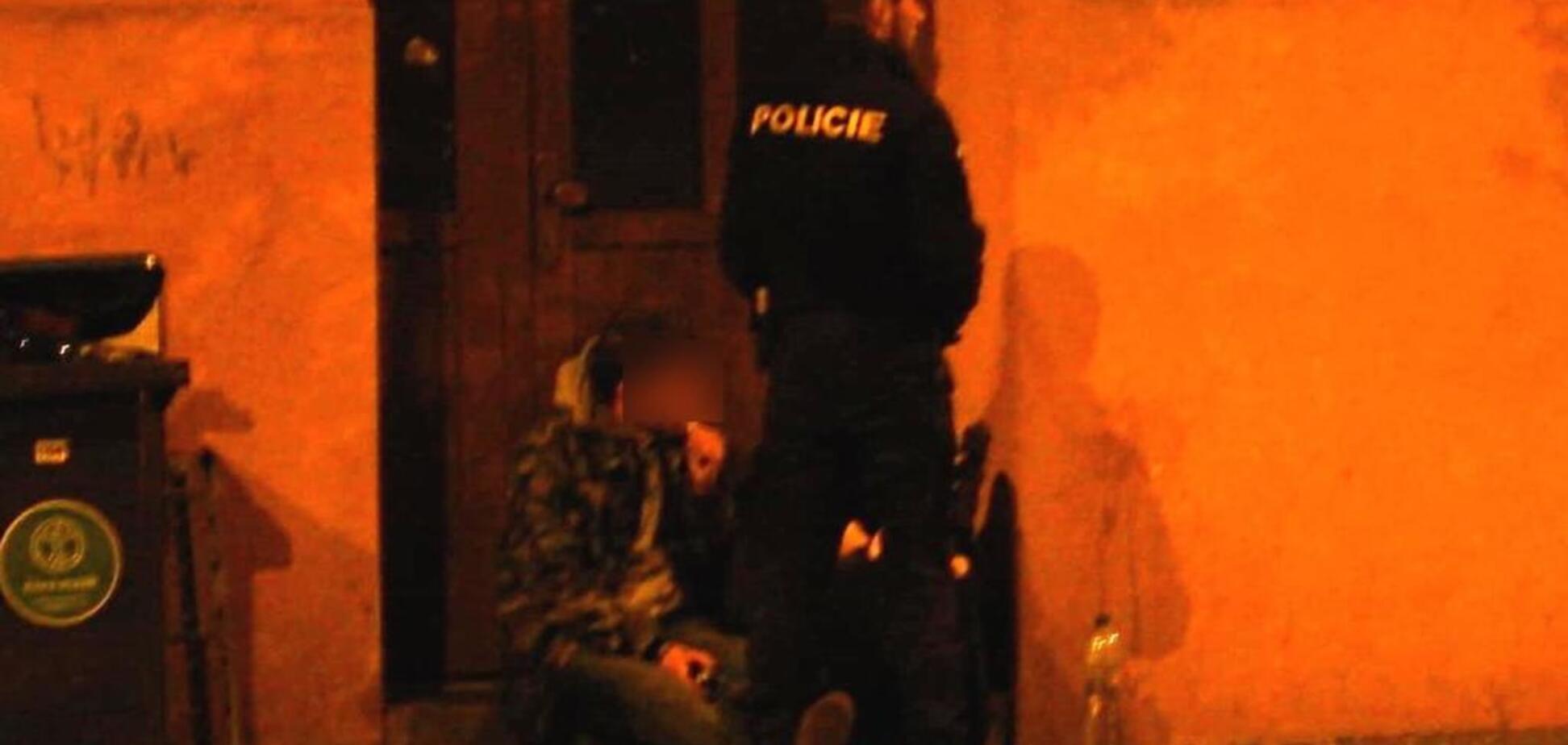 У Чехії українці влаштували криваву різанину: фото з місця злочину