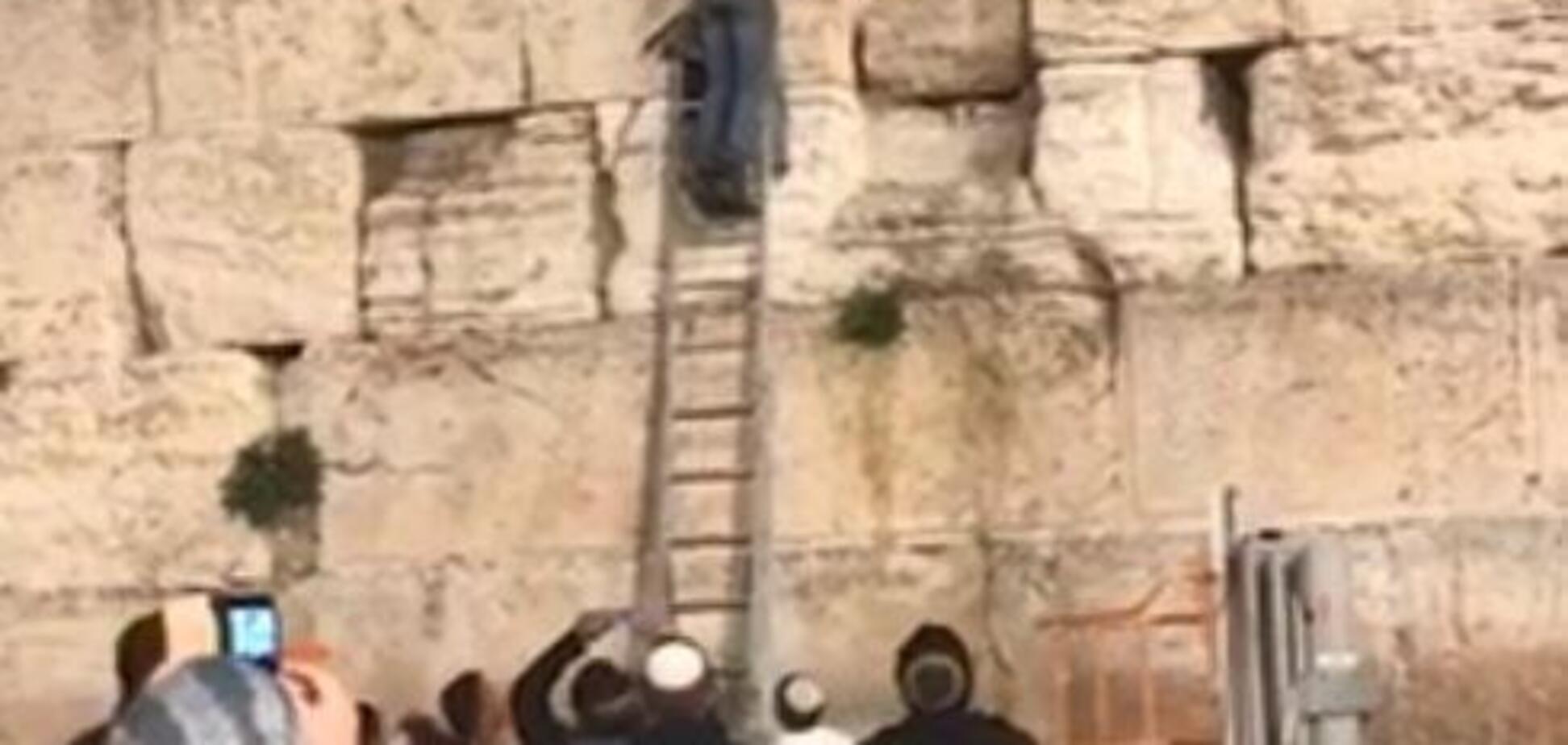Кінець світу близький? В Єрусалимі збулося третє пророцтво про Апокаліпсис. Відеофакт