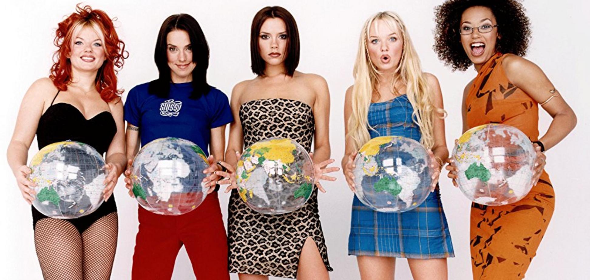 Легендарные Spice Girls воссоединились и отправились на гастроли