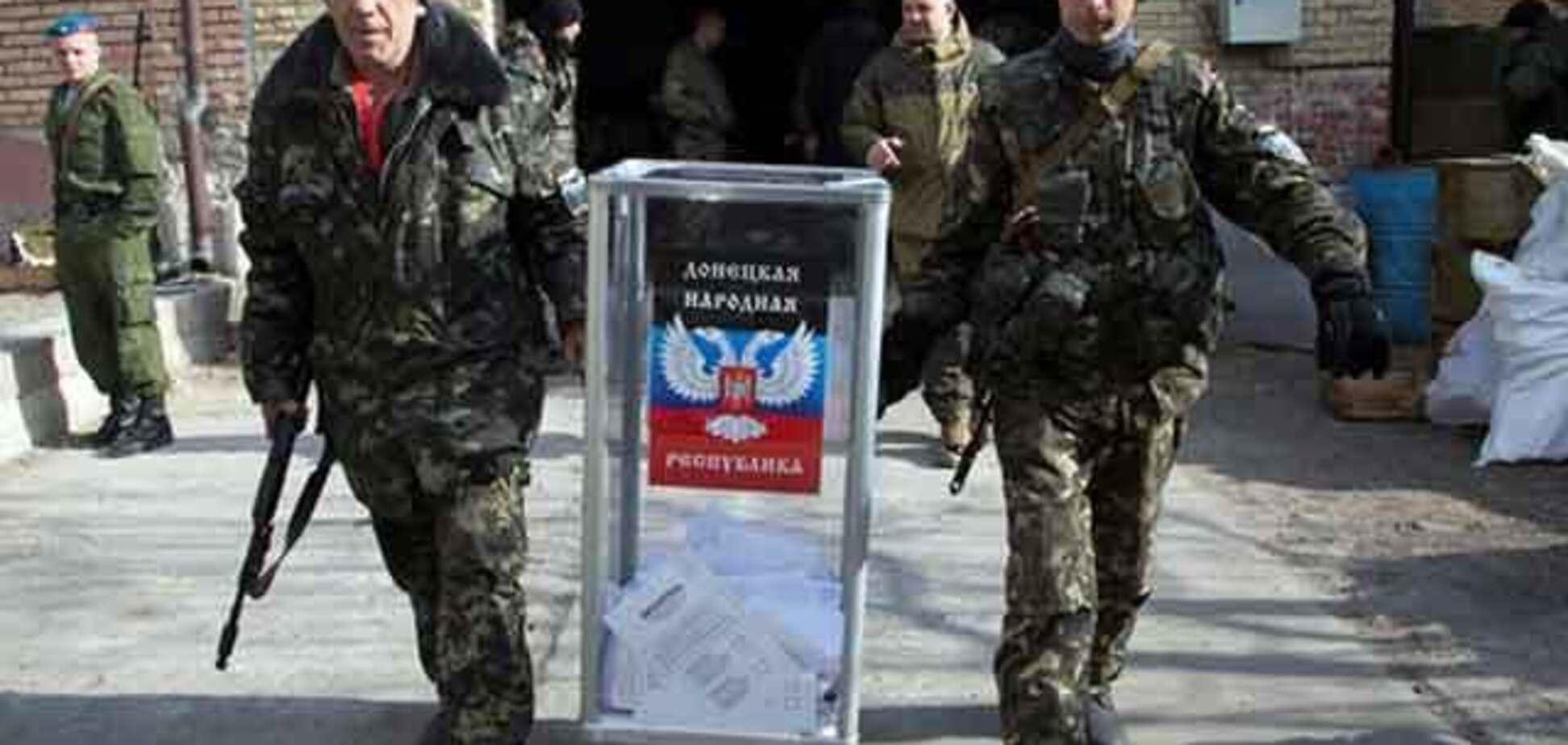 'Готовятся вернуться в Украину': россиянин раскрыл цель 'выборов' в 'ДНР'