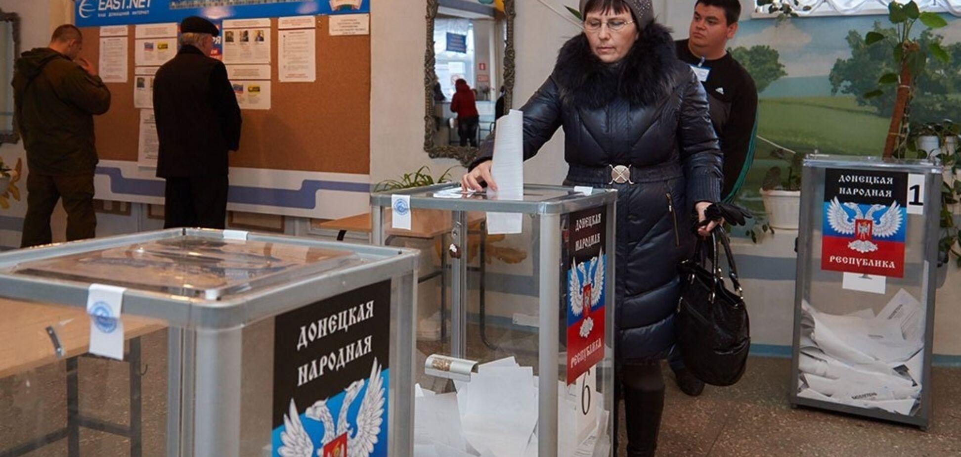 ''Втратимо роботу'': у ''ДНР'' шантажем зганяють людей на ''вибори''