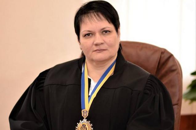 Наталья Самоткан
