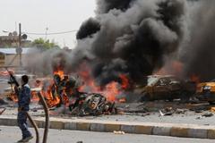 В Багдаде прогремела серия кровавых взрывов: 8 погибших, десятки раненых
