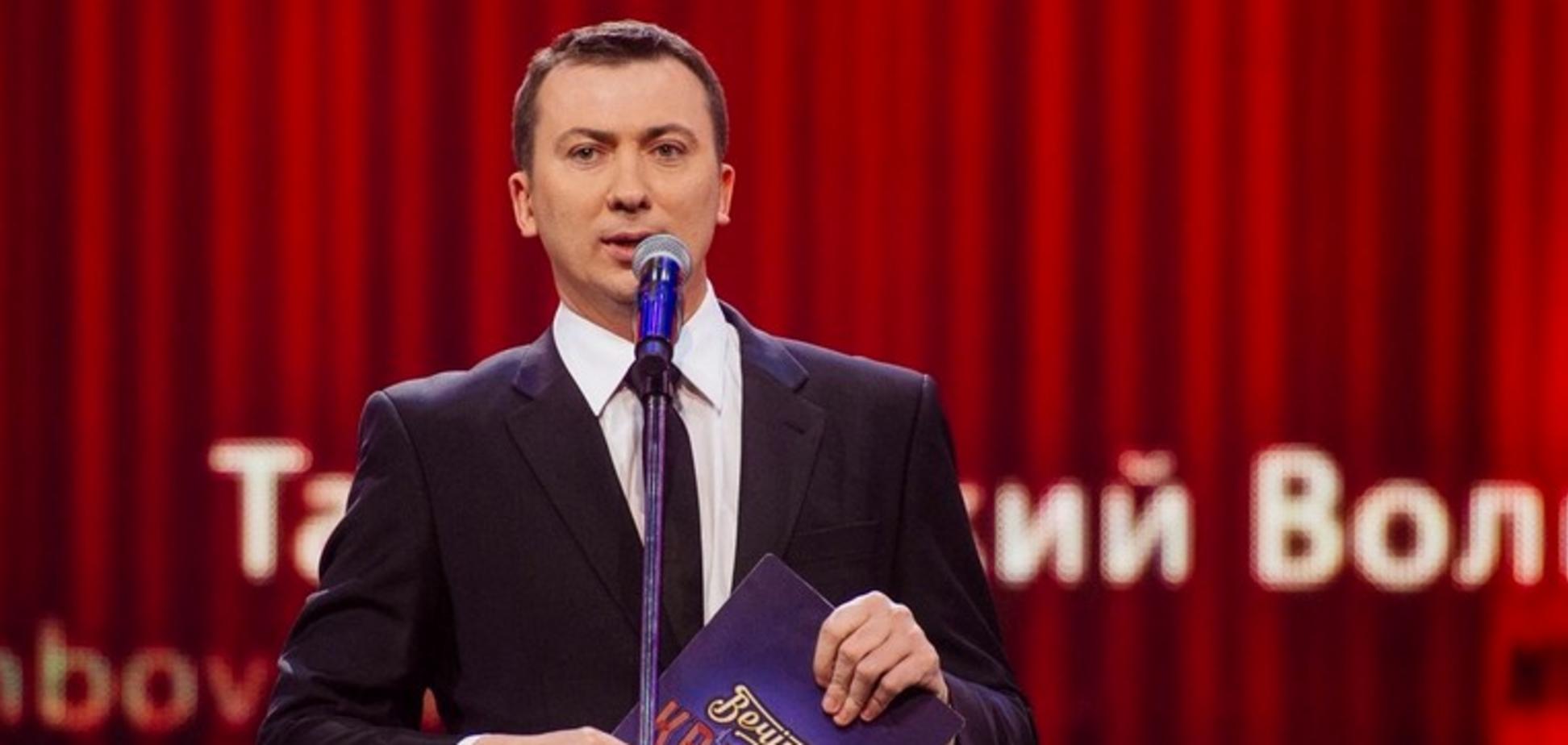 ''Чего про Зеленского не шутим?'' Звезда ''Квартала 95'' разозлил сеть дерзким номером