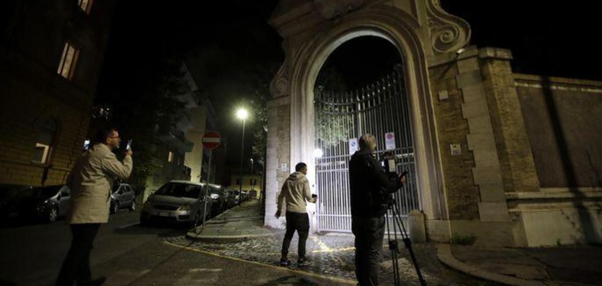 У посольстві Ватикану знайдено череп: там зникли дві дівчинки