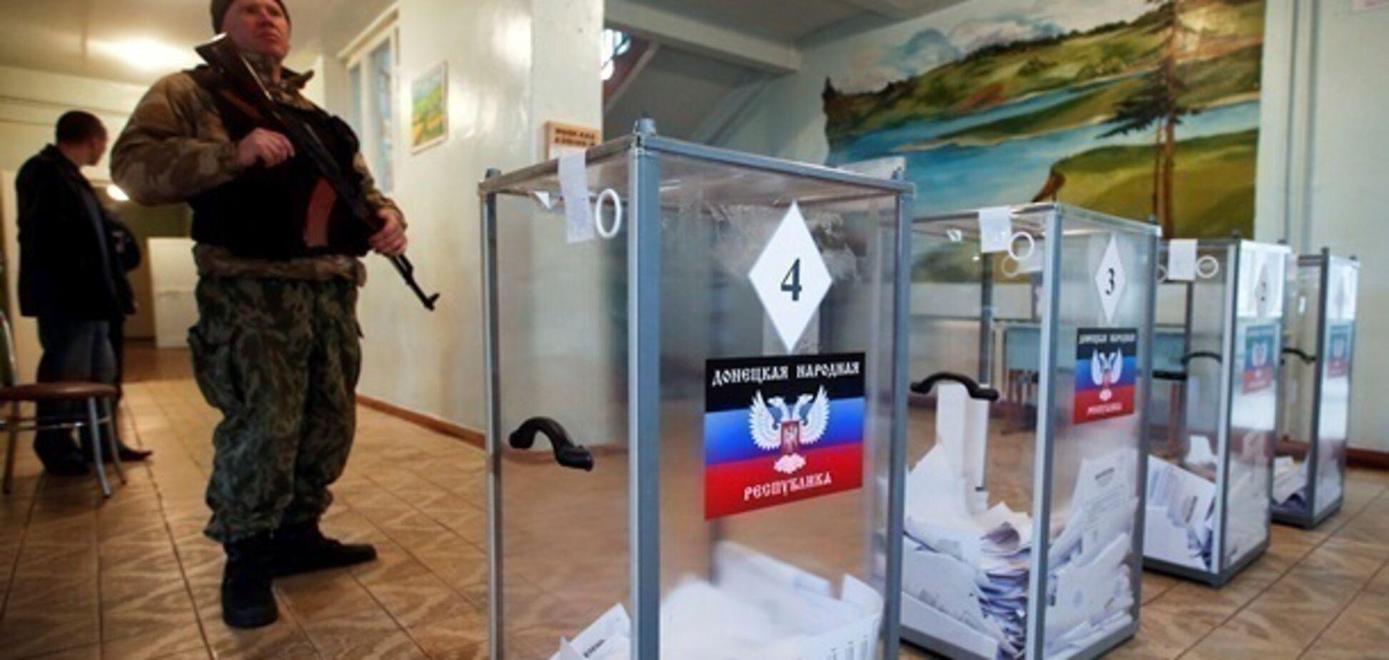 Россия официально признала ''выборы на Донбассе'': что произошло