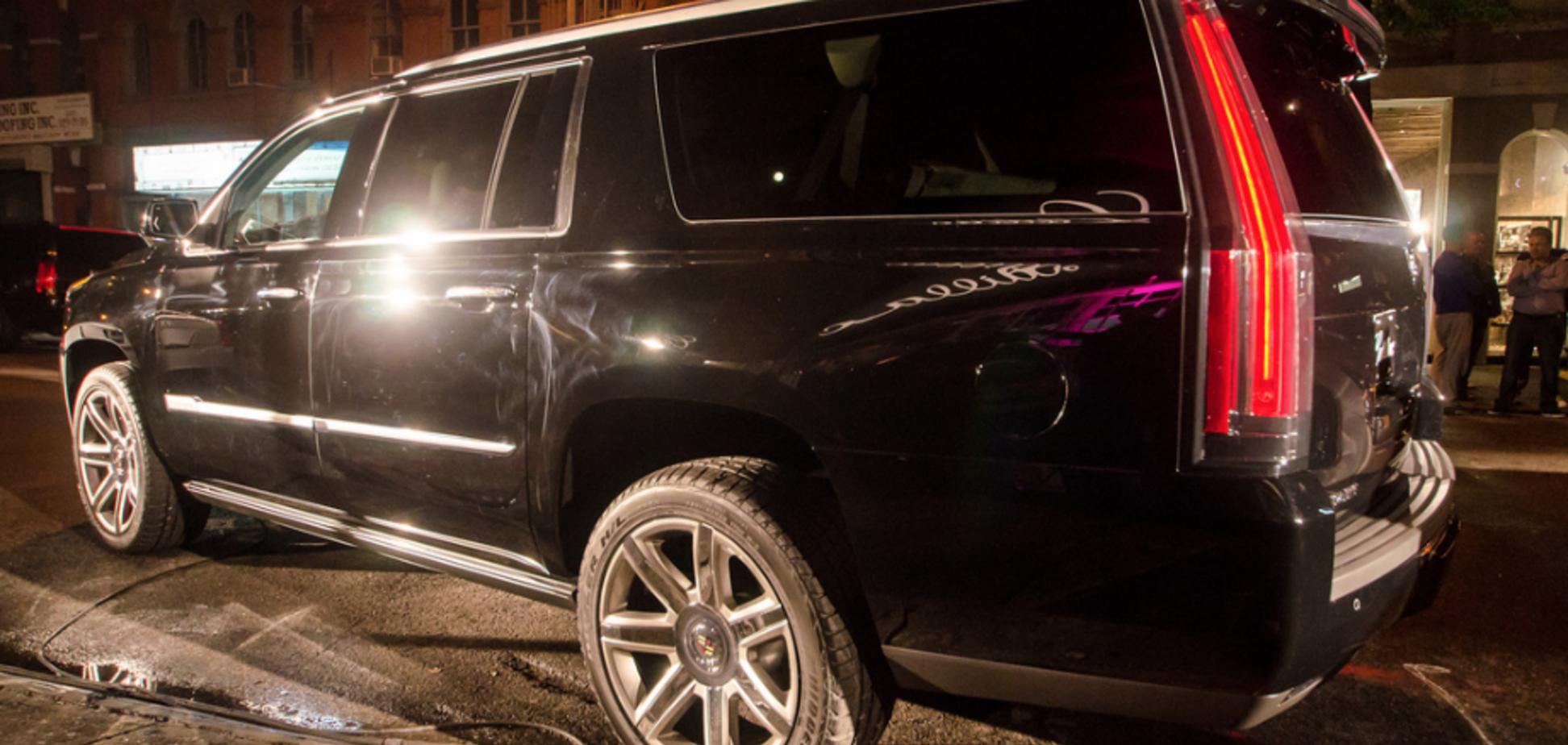Входить у список Forbes: у Москві обстріляли Cadillac найбагатшого бізнесмена Росії