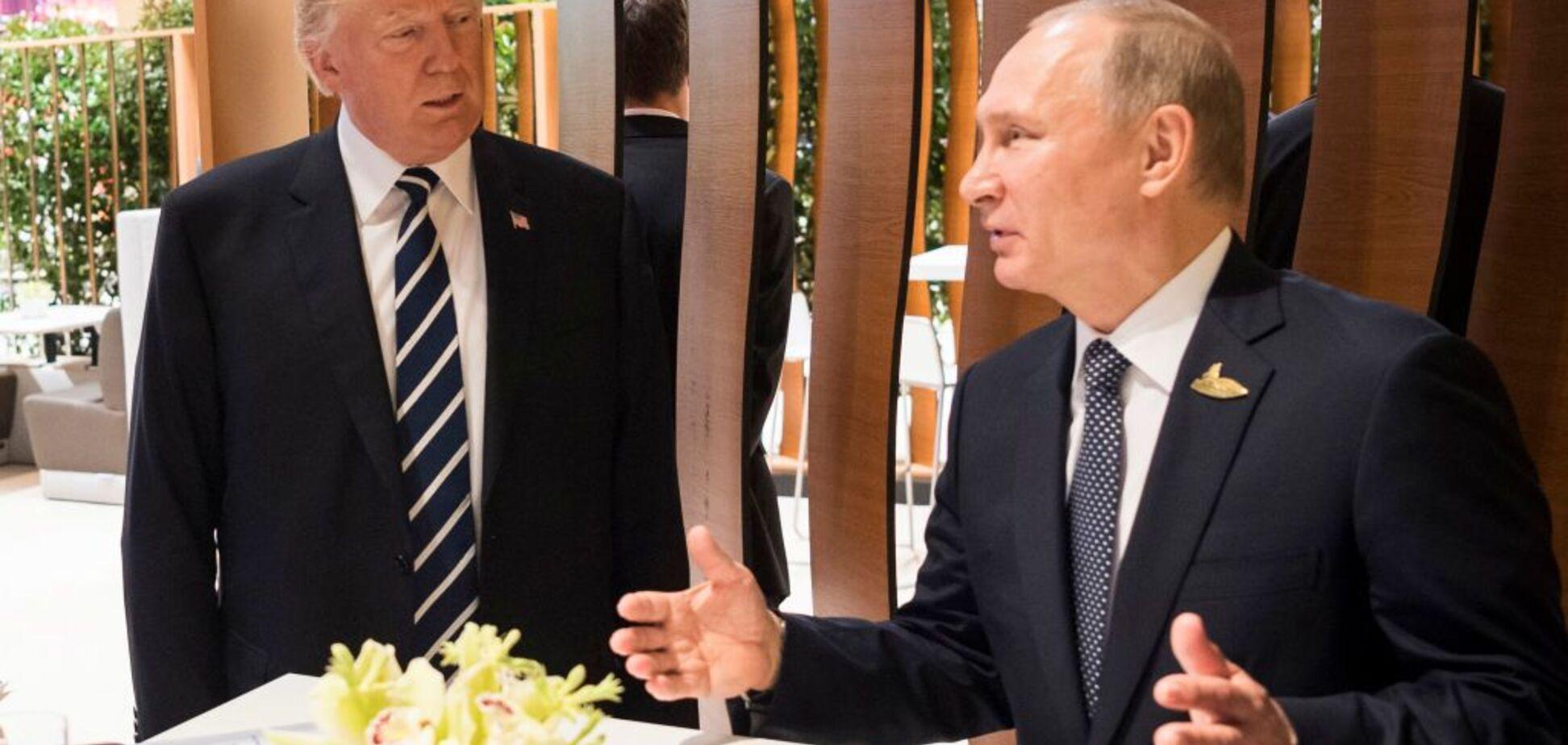 Встреча Путина и Трампа: договариваться не о чем