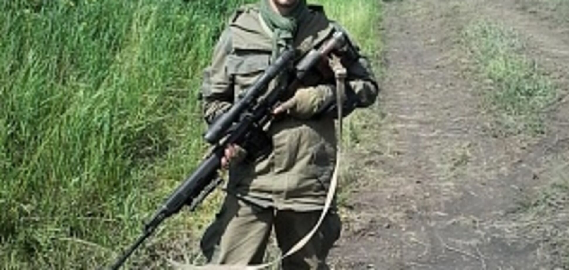 ''Побачив Бандеру'': терористи похвалилися вбивством українського снайпера на Донбасі