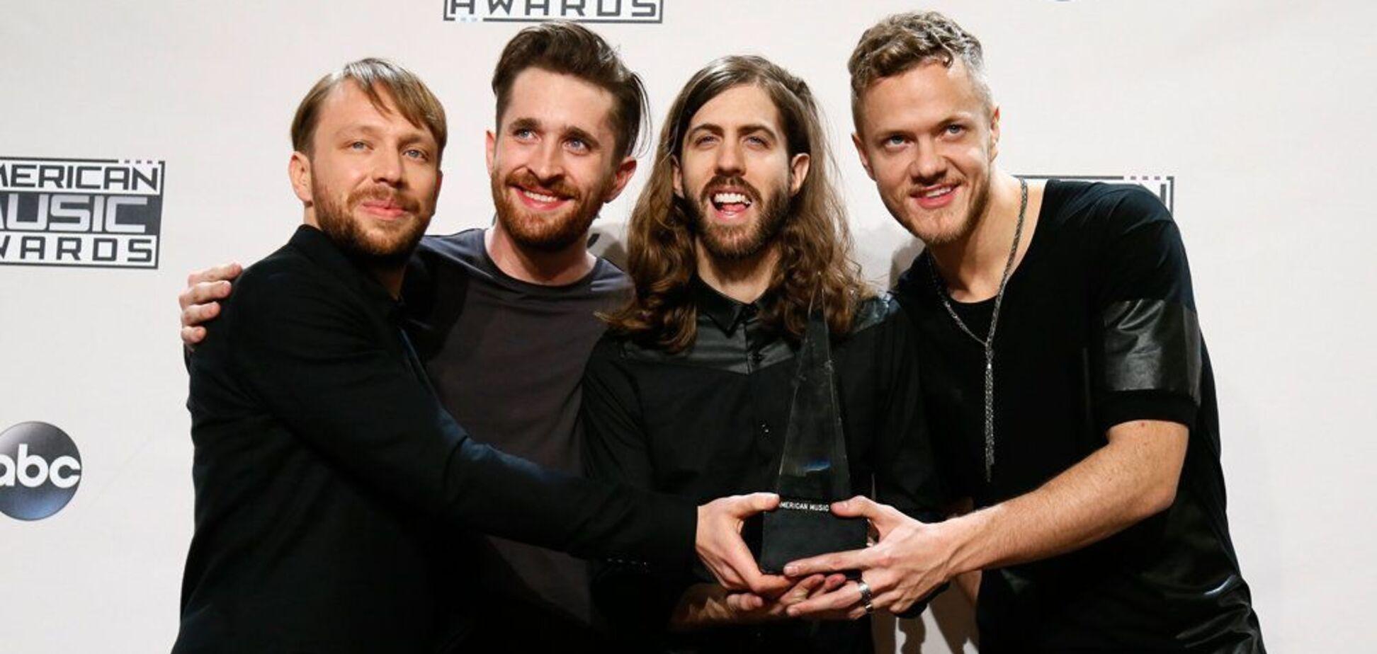 Imagine Dragons порадовали фанов уже третьим новым треком ''Bad Liar''