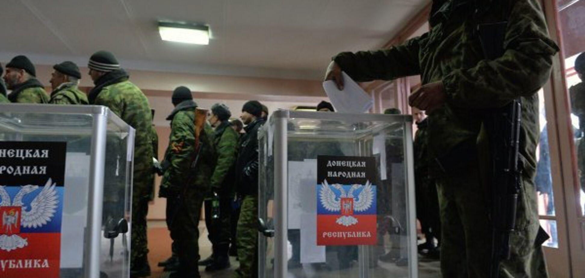 ''Буде свято'': Україні вказали на російський підтекст ''виборів Л/ДНР''