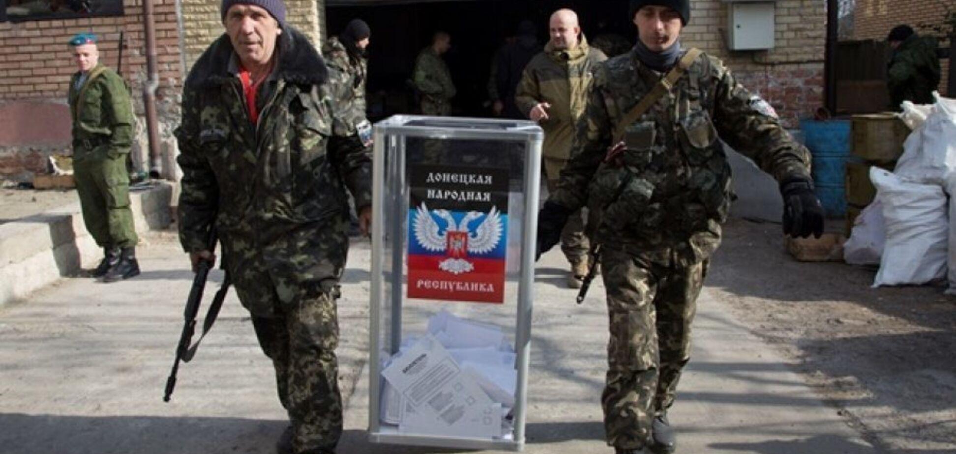 ''Вибори як шантаж'': блогер пояснив план Росії щодо Донбасу