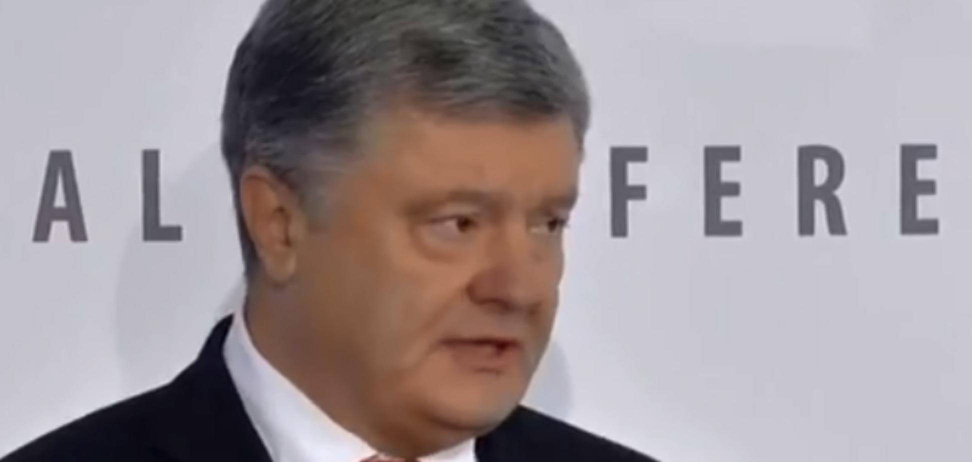 ''Домой, в Россию!'' Порошенко резко поставил на место РПЦ и ВС РФ